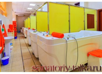 Санаторий «Красная Талка», Санаторно-курортное лечение по путевке