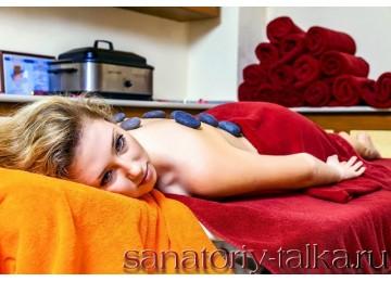 Санаторий «Красная Талка», спа и косметология