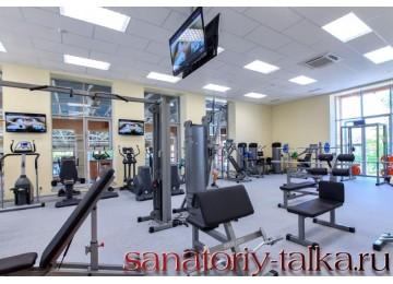 Санаторий «Красная Талка», фитнес-центр